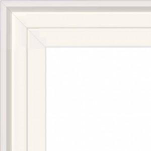 Caisse Américaine Blanche Paysage