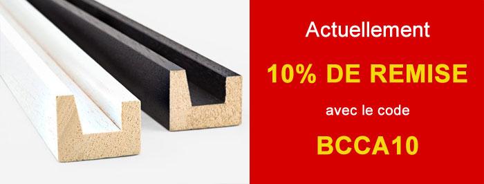 Actuellement sur Cadre Caisse Américaine 10% de remise avec le code BCCA10