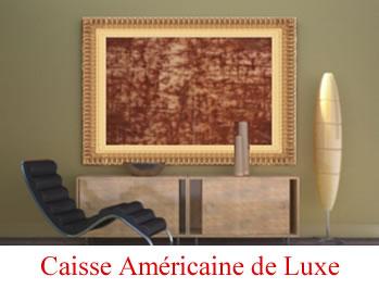 Cadre Caisse Americaine Caisse Cadre Americaine Standard Et Sur Mesure Cadre Caisse Americaine